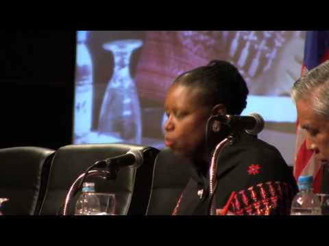 911FILES Cynthia McKinney presents to the 911 Revisited conference in Kuala Lumpur.2012