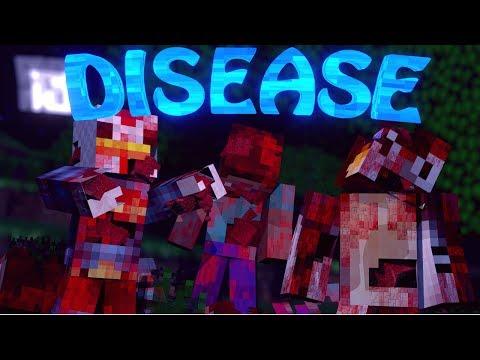 Minecraft   Plague Diseases Mod Showcase! (Bubonic Plague, Yellow Fever, Malaria)