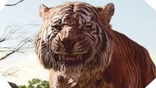 Disney's THE JUNGLE BOOK - Shere Khan Movie Clip (2016)