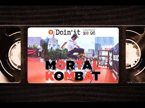 DC Presents MORTAL KOMBAT Supported by G-SHOCK [VHSMAG]