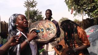 Magal Ngathie Fall 2014 keur Serigne Babacar Mbacké MOUKABARO Borom Darou Minam