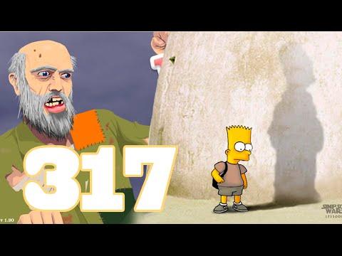 HAPPY WHEELS: Episodio 317 SOY UNA SOMBRA