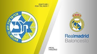 Maccabi FOX Tel Aviv - Real Madrid Highlights | Turkish Airlines EuroLeague RS Round 6