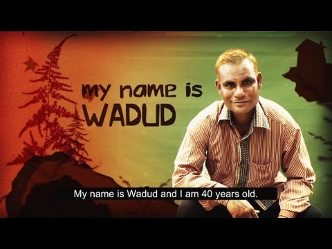"Thumbnail for video ""My Story: Wadud"""