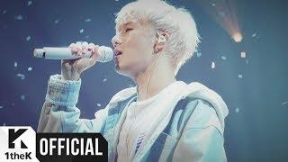 [MV] Kim Sung Kyu(김성규) _ Don't move(머물러줘) (SHINE Live ver)
