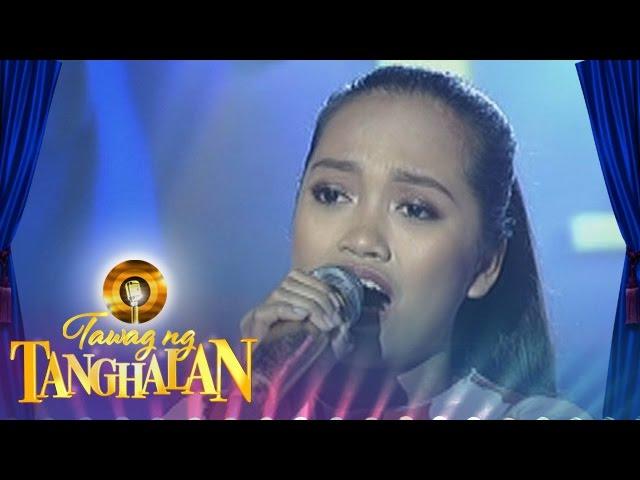 Tawag ng Tanghalan: Joylaine Canonio | Ngayon At Kailanman (Round 3 Semifinals)