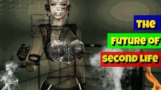 The Future of Second Life |  Italo Disco