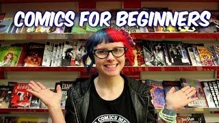Comic Books For Beginners