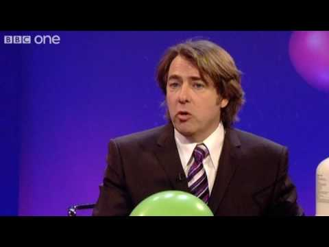 Vin on Helium - Friday Night with Jonathan Ross - BBC One