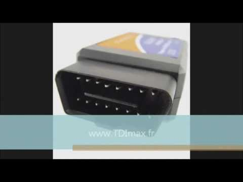 ELM327 USB OBDII + logiciels en français