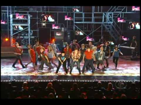 American Idiot At 2010 Tony Awards video