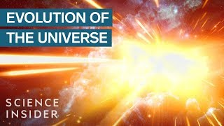 Evolution Of The Universe In 3 Minutes