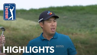 Highlights  Round 1  THE CJ CUP 2019