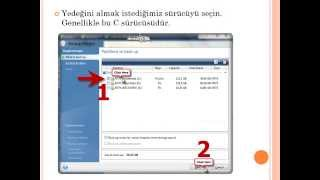 Acronis True Image - Disk İmajı ve Clone Disk Video Sunum