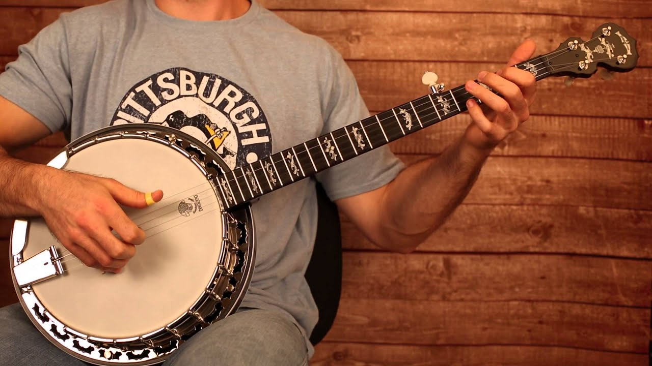 The Avett Brothers u0026quot;Down With The Shineu0026quot; Banjo Lesson (With Tab) - YouTube
