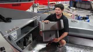 Pavati Marine Video: Flycasting Stand