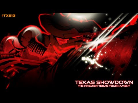 Texas Showdown 2013 Ultimate Marvel Vs. Capcom 3 Top 8