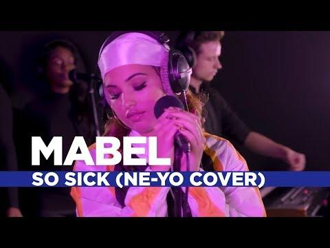 Mabel - 'So Sick' (Ne-Yo Cover) (Capital Live Session)