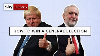 How do you win a general election?