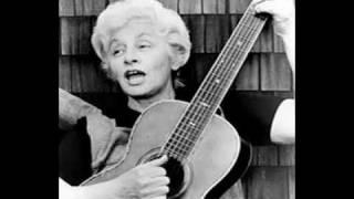 Watch Malvina Reynolds Carolina Cotton Mill Song video