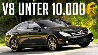 Die besten Autos mit V8 Motor für unter 10000€ | RB Engineering