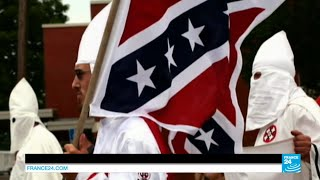 UNITED STATES - Confederate flag: between controversy and history