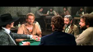 Bud Spencer Terence Hill - la partita di poker!!!
