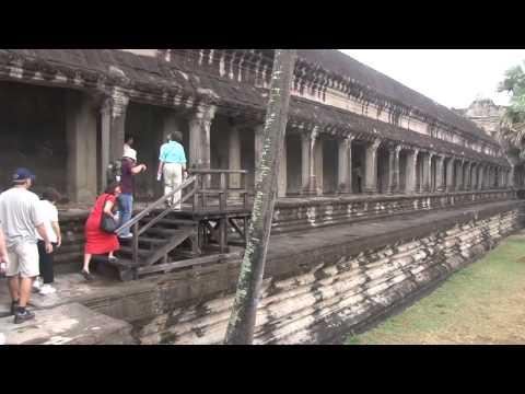 Angkor Wat - Cambodia.mov