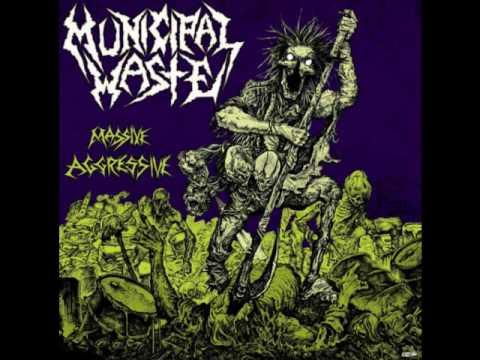 Municipal Waste - Wolves Of Chernobyl