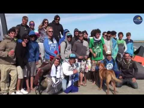 Kiteboarding Freestyle weekend vol. 4 Parres