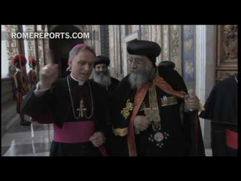 Coptic Pope proposes to celebrate feast for Catholics and Coptic Christians on May 10