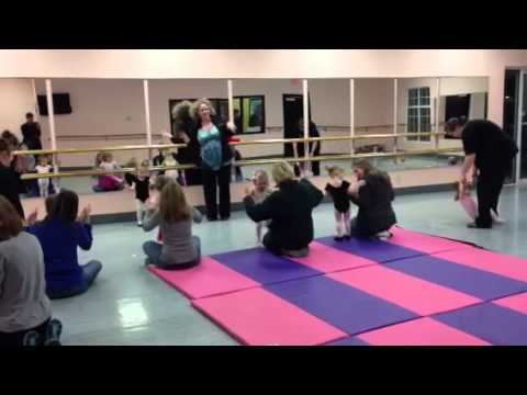 Tippy Toes Dance Class video