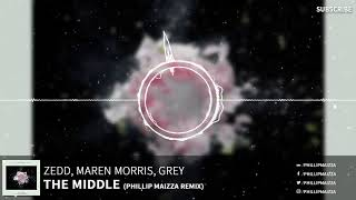 Download Lagu Zedd, Maren Morris & Grey  - The Middle (Phillip Maizza Remix) [FREE DOWNLOAD!] Gratis STAFABAND