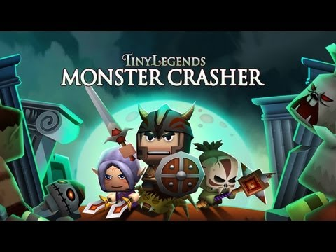 Tiny Legends: Monster Crasher - Universal - HD Gameplay Trailer