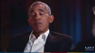 Obama Letterman Netflix Intervista 2018 - Il web rafforza i pregiudizi