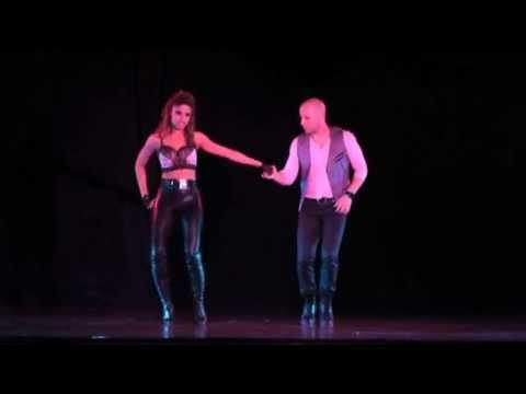 Ataca y La Alemana perform Promise by Romeo and Usher, Reno Winter Bachata, Jan. 5-8, 2012