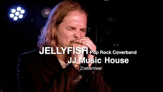 Jellyfish pop rock coverband