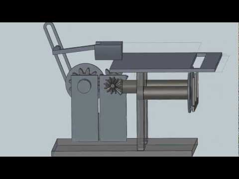 Mechanical Project (Box shifting mechanism).avi