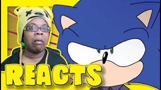 Sonic Meets Ugandan Knuckles | AyChristene Reacts