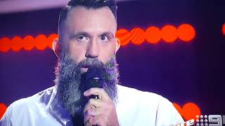 Download Lagu Colin Lillie on The Voice 25-4-18 Gratis STAFABAND