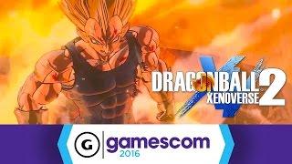 Dragon Ball: Xenoverse 2 - Gamescom 2016 Trailer