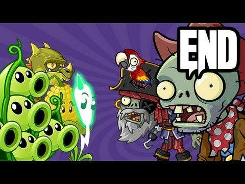 Plants vs. Zombies 2 ENDING Gameplay Walkthrough - Part 20 - Wild West Day 10!! (Gameplay HD)