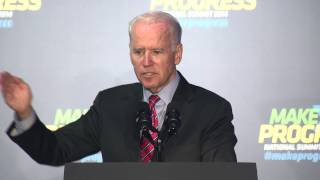 President (Joe Biden) Delivers Remarks at #MakeProgress