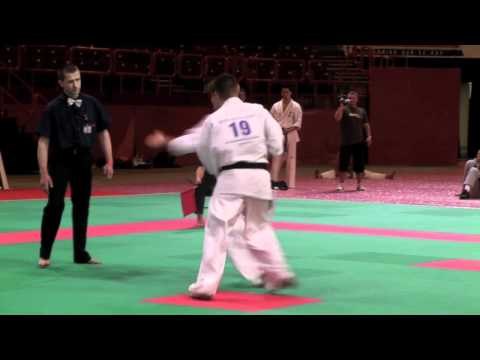 European Open Kyokushin Karate Championship Paris-Bercy 2011/ HL Image 1