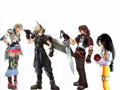 Final Fantasy Character Themes Top 30 #10 Quina's Theme