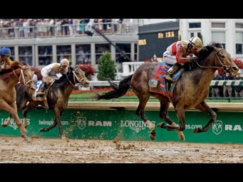 2013 Kentucky Derby - Orb + Post Race