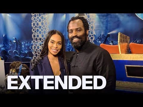 Ricky Williams On Being A Part Of A Historic 'Big Brother' Finale  EXTENDED