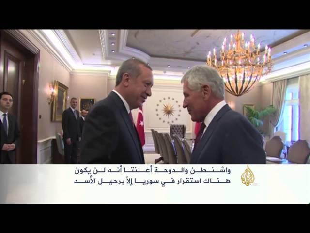 الأسد لن يكون طرفا في أي حكومة وحدة وطنية