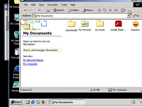 how to get and use virtual pc 2007 with windows 2000