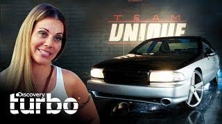 Rediseñando un Chevrolet Caprice | Autos únicos con Will Castro | Discovery Turbo